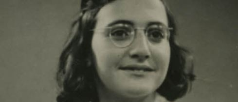 Margot Frank, sister of Anne Frank