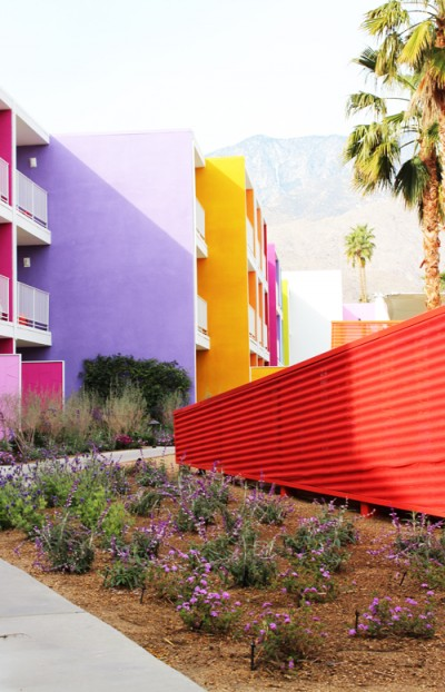 We aren't staying at the Saguaro Hotel, but, boy, is it ever pretty.  Image found here.