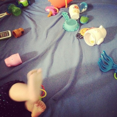 We created a Toy Tableau.