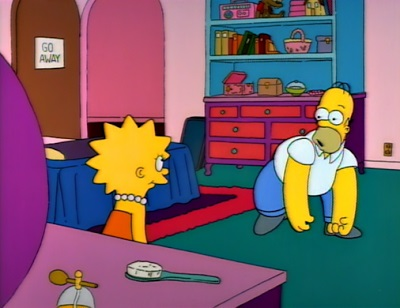 Homer's a baboon. Image found here.